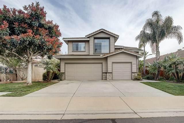 2375 Rock View Gln, Escondido, CA 92026 (#200015593) :: The Brad Korb Real Estate Group