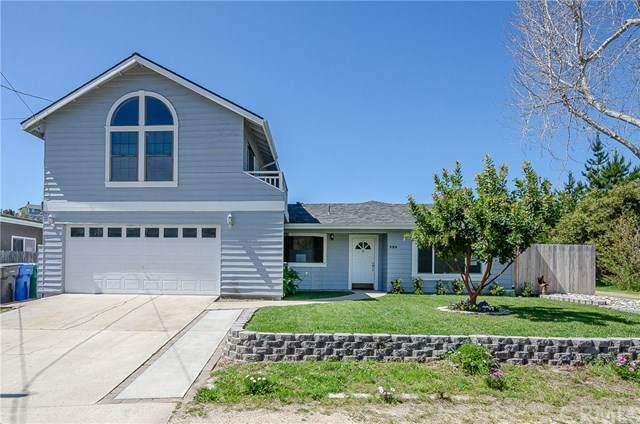 399 Tally Ho Road, Arroyo Grande, CA 93420 (#PI20063857) :: Rose Real Estate Group