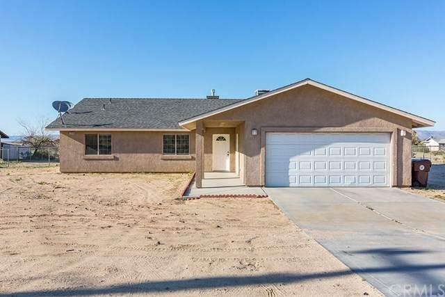 74760 Amboy Drive, 29 Palms, CA 92277 (#EV20067126) :: The Brad Korb Real Estate Group