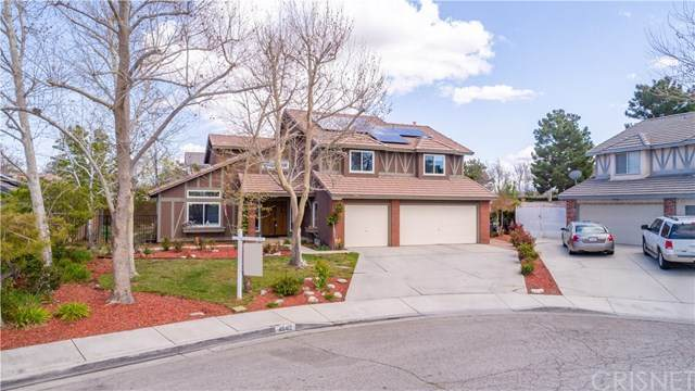 40412 Milan Drive, Palmdale, CA 93551 (#SR20065736) :: RE/MAX Empire Properties