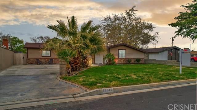 43647 Fig Avenue, Lancaster, CA 93534 (#SR20063789) :: Allison James Estates and Homes