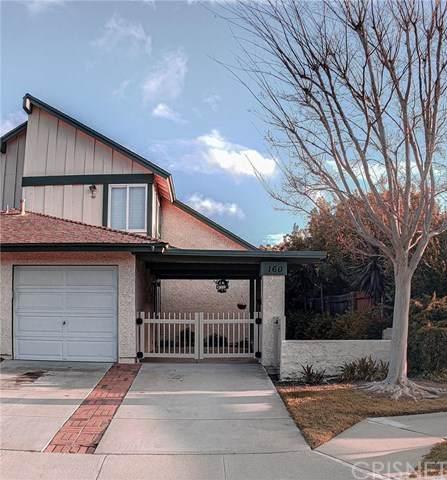 160 Green Glade Court, Camarillo, CA 93010 (#SR20064805) :: Apple Financial Network, Inc.
