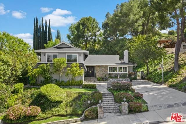 4290 Jubilo Drive, Tarzana, CA 91356 (#20565580) :: Fred Sed Group