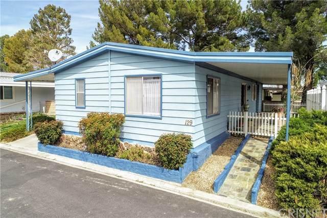 48303 20th Street W #129, Lancaster, CA 93534 (#SR20067648) :: Allison James Estates and Homes
