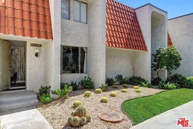 2246 N Indian Canyon Drive D, Palm Springs, CA 92262 (#20568084) :: Berkshire Hathaway HomeServices California Properties