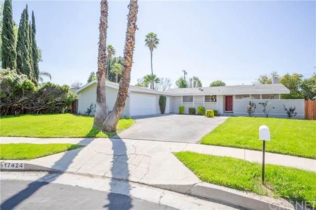 17424 Stare Street, Northridge, CA 91325 (#SR20067728) :: Fred Sed Group