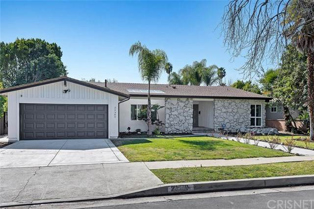 23340 Ladrillo Street, Woodland Hills, CA 91367 (#SR20067714) :: Cal American Realty