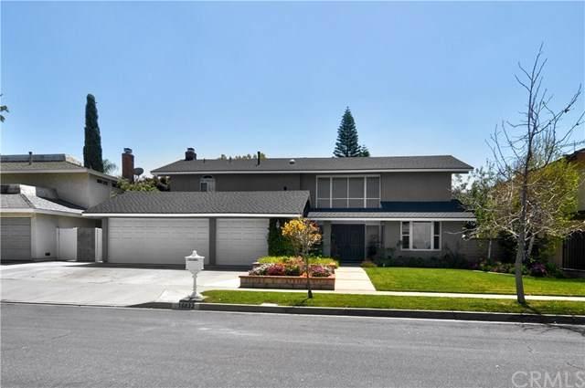 16832 Roxdale Drive, Yorba Linda, CA 92886 (#PW20067606) :: Team Tami