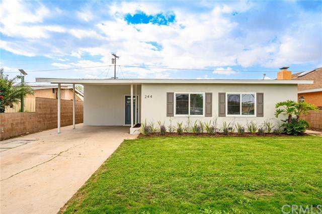244 W 234th Place, Carson, CA 90745 (#DW20067136) :: RE/MAX Empire Properties