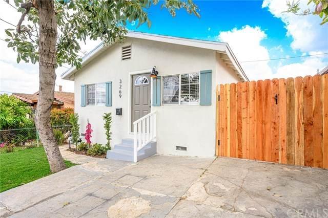 3269 Blanchard Street, East Los Angeles, CA 90063 (#DW20066829) :: Team Tami