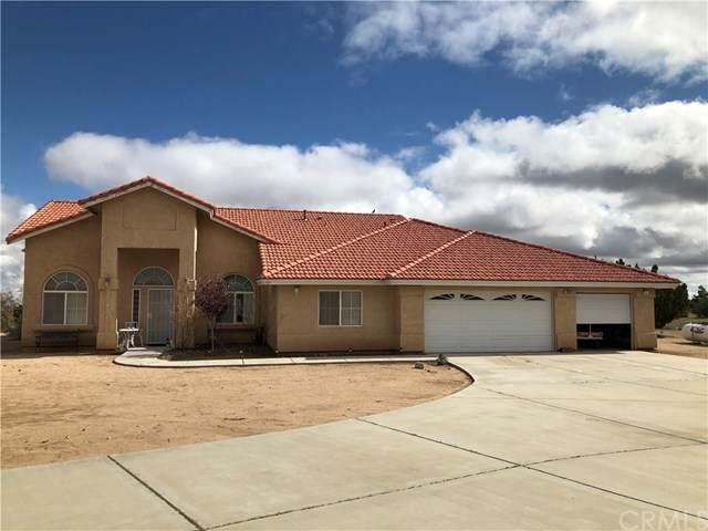 7328 Yucca Terrace Drive, Phelan, CA 92371 (#IV20067880) :: Crudo & Associates