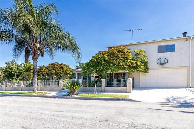 1816 Strozier Avenue, South El Monte, CA 91733 (#CV20067885) :: The Costantino Group | Cal American Homes and Realty