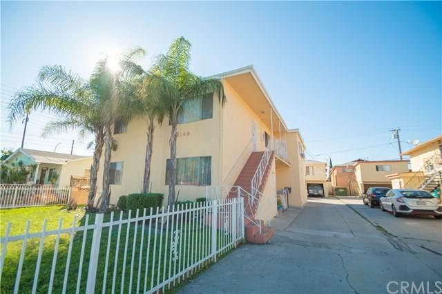 6149 Palm Avenue, Maywood, CA 90270 (#DW20067982) :: Crudo & Associates
