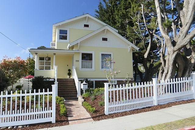 999 Franklin Street, Monterey, CA 93940 (#ML81788456) :: RE/MAX Masters
