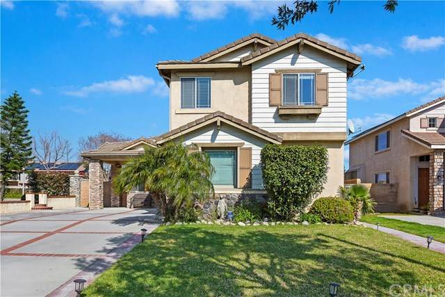 7573 Morning Crest Place, Rancho Cucamonga, CA 91739 (#CV20068045) :: The Houston Team | Compass
