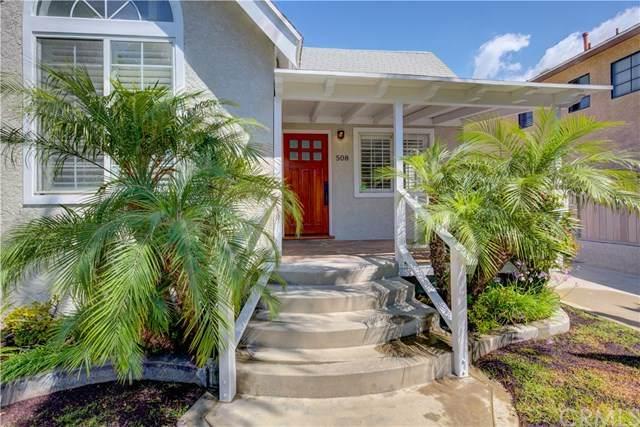 508 N Francisca Avenue, Redondo Beach, CA 90277 (#PV20067971) :: Millman Team