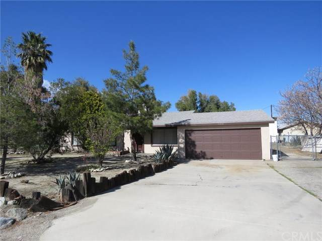 11039 Vale Drive, Morongo Valley, CA 92256 (#JT20067832) :: Wendy Rich-Soto and Associates