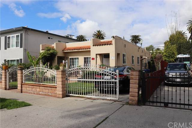 2631 S Mansfield Avenue, Los Angeles (City), CA 90016 (#IV20068132) :: Steele Canyon Realty