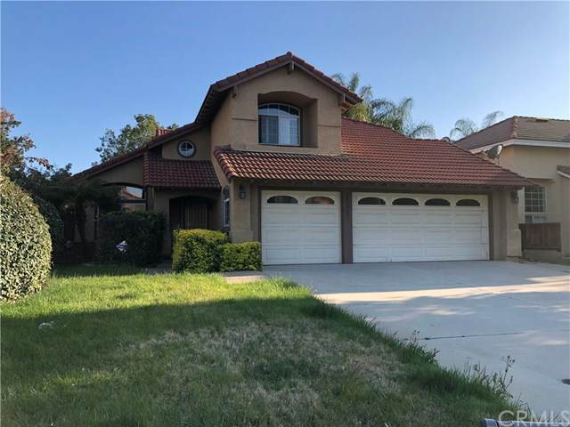 25825 Via Quinto Street, Moreno Valley, CA 92551 (MLS #IV20067745) :: Desert Area Homes For Sale