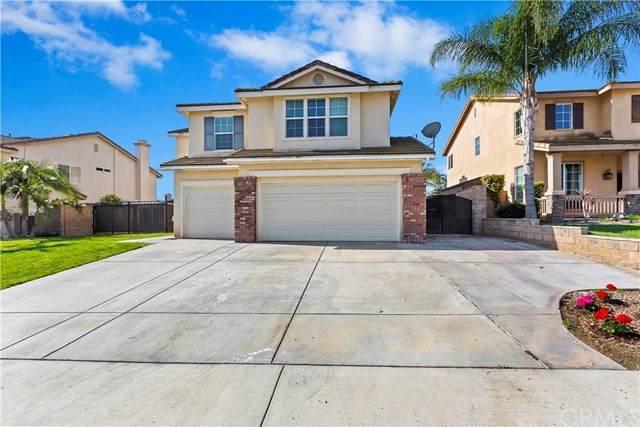 12319 Kayak Street, Eastvale, CA 91752 (#IG20067977) :: Cal American Realty