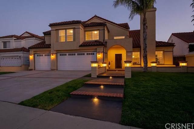 16810 Kinzie Street, Northridge, CA 91343 (#SR20048771) :: Fred Sed Group