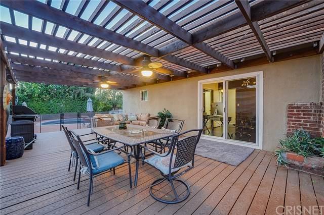 5813 Vanalden Avenue, Tarzana, CA 91356 (#SR20045687) :: Fred Sed Group