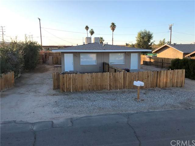 6362 Desert Queen Avenue, 29 Palms, CA 92277 (#CV20068254) :: Realty ONE Group Empire