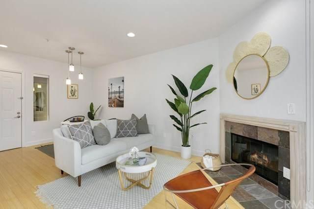 6038 Carlton Way #207, Hollywood, CA 90028 (#BB20066043) :: Berkshire Hathaway HomeServices California Properties