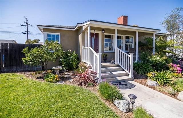 4515 Walnut Avenue, Long Beach, CA 90807 (#EV20068401) :: Fred Sed Group