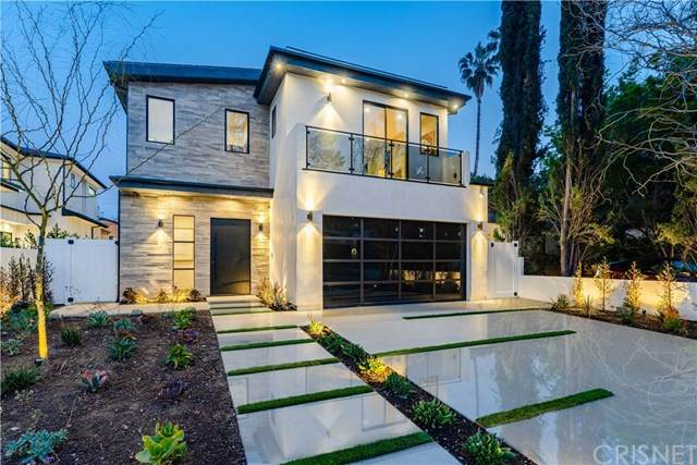 4444 Camellia Avenue, Studio City, CA 91602 (#SR20054151) :: Bob Kelly Team