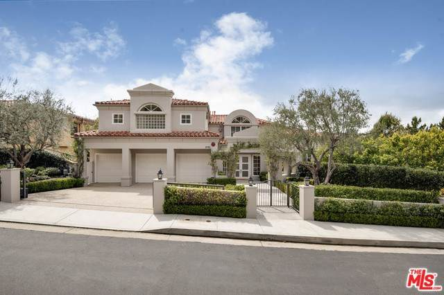 2197 Sheringham Lane, Los Angeles (City), CA 90077 (#20568722) :: Berkshire Hathaway HomeServices California Properties