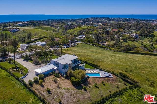 6047 Cavalleri Road, Malibu, CA 90265 (#20567240) :: Berkshire Hathaway HomeServices California Properties