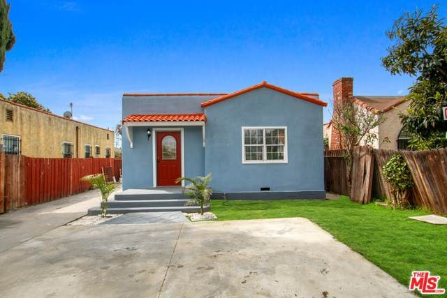 912 E Pine Street, Compton, CA 90221 (#20568856) :: Case Realty Group