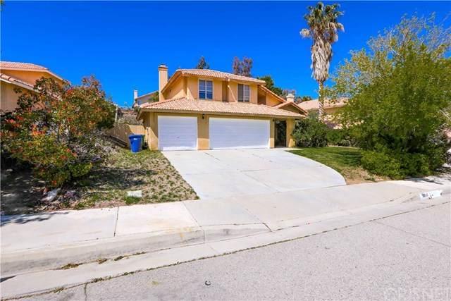 36543 Turner Drive, Palmdale, CA 93550 (#SR20068485) :: RE/MAX Empire Properties