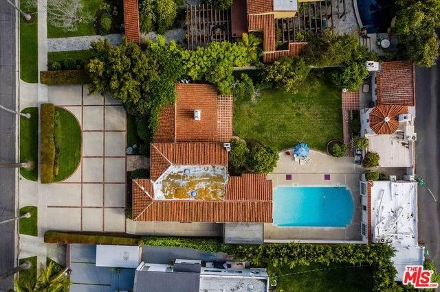 709 N Bedford Drive, Beverly Hills, CA 90210 (#20568660) :: Berkshire Hathaway HomeServices California Properties