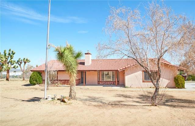 61022 Sandalwood Trail, Joshua Tree, CA 92252 (#JT20068578) :: RE/MAX Innovations -The Wilson Group