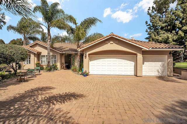1927 Golden Hill Dr, Vista, CA 92084 (#200015779) :: Cal American Realty