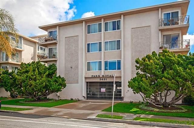 3421 Park Blvd #404, San Diego, CA 92103 (#200015812) :: Cal American Realty