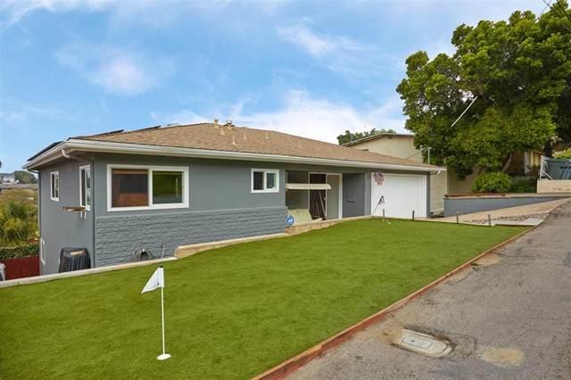 4744 Lee Ave, La Mesa, CA 91942 (#200015829) :: Cal American Realty