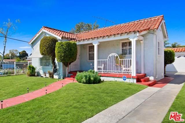 1105 E Arlington Street, Compton, CA 90221 (#20568508) :: RE/MAX Innovations -The Wilson Group
