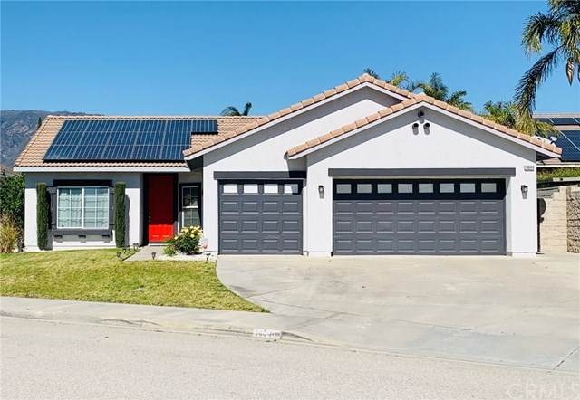 14844 Westgate Drive, Fontana, CA 92336 (#EV20068659) :: Allison James Estates and Homes