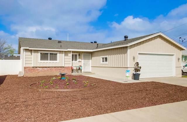 240 Dorado Ln, El Cajon, CA 92019 (#200015860) :: Cal American Realty