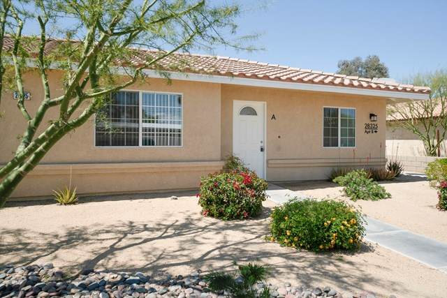 28325 Avenida La Paz, Cathedral City, CA 92234 (#219041535PS) :: Cal American Realty