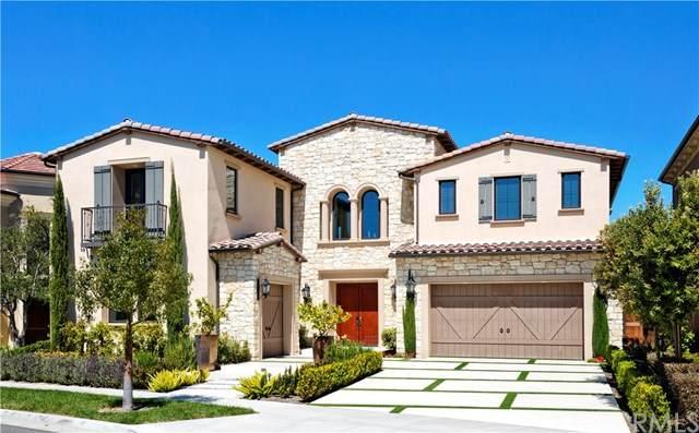103 Preserve, Irvine, CA 92618 (#OC20068185) :: Allison James Estates and Homes