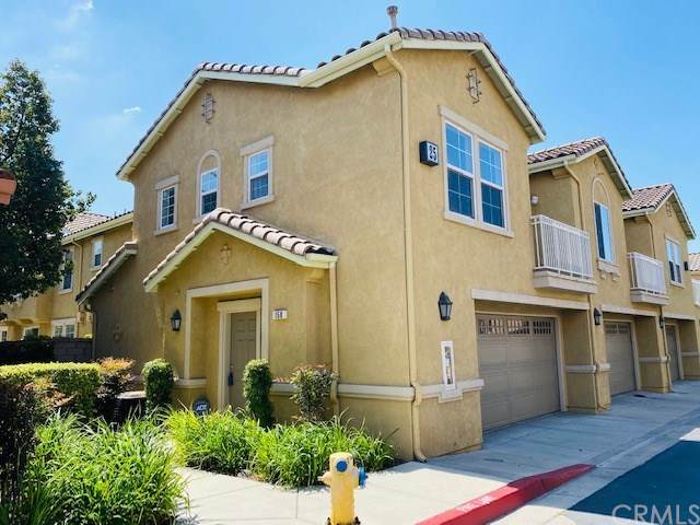 11450 Church Street #150, Rancho Cucamonga, CA 91730 (#SW20068759) :: Millman Team