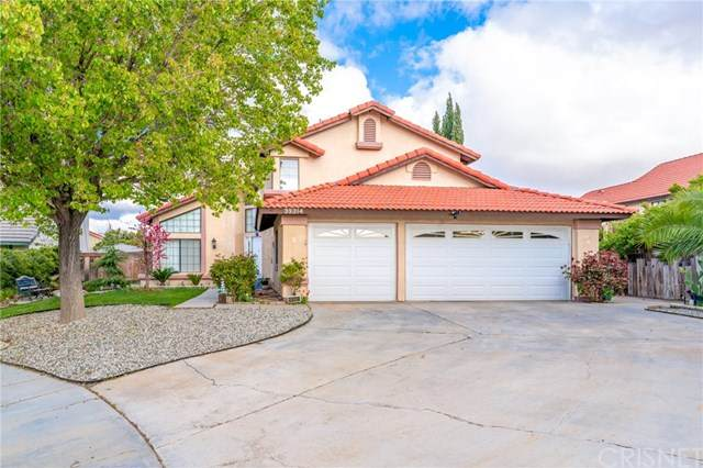 39314 Rockcliff Court, Palmdale, CA 93551 (#SR20060818) :: Cal American Realty