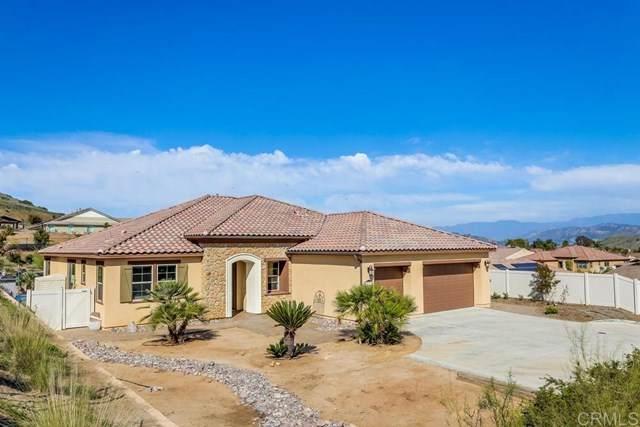 5777 Rancho Del Caballo, Bonsall, CA 92003 (#200015883) :: Cal American Realty