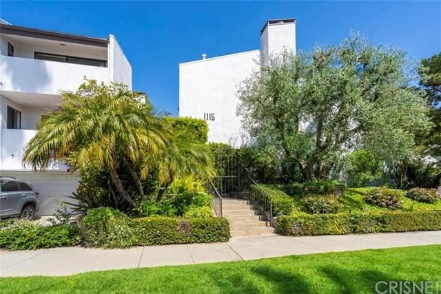 1115 19th Street #3, Santa Monica, CA 90403 (#SR20044967) :: Berkshire Hathaway HomeServices California Properties
