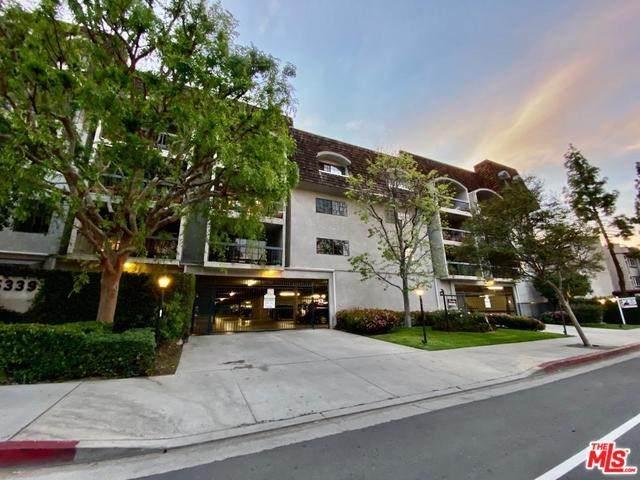5339 Lindley Avenue #205, Tarzana, CA 91356 (#20568988) :: Fred Sed Group