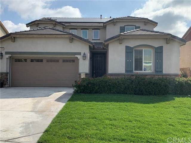 5385 Pine Leaf Avenue, Fontana, CA 92336 (#IG20068795) :: The Najar Group